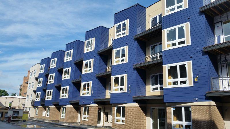 Veritas Village By American Building Contactors Inc Miron