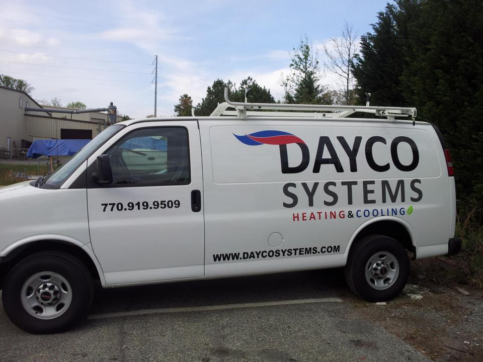 Dayco Systems Heating Amp Cooling Acworth Georgia Proview