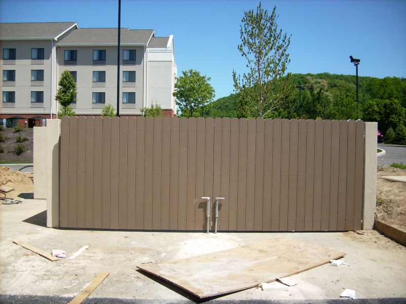 Fence By Maintenance Service Mars Pennsylvania Proview
