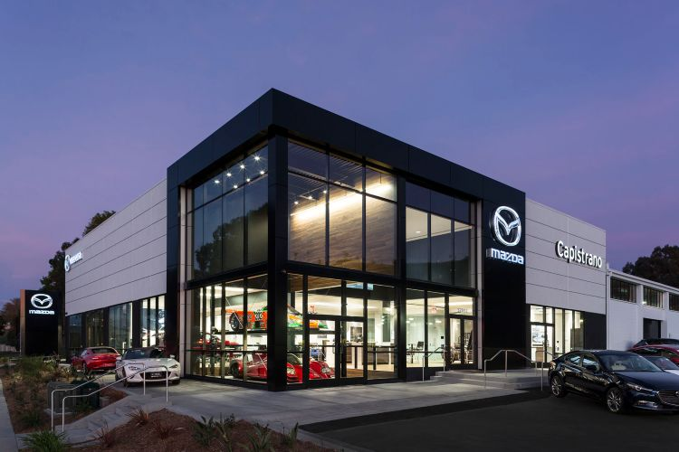 Mazda Dealership San Diego >> Monarch Construction Management, Inc. - Newport Beach, California | ProView