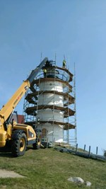 Nobska Lighthouse - Associated Scaffold Builders LLC
