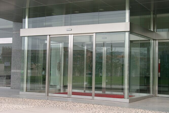 Sliding doors- Record Automatic Doors