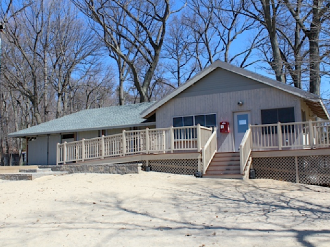 Wayland Town Beach Facility Photo 1
