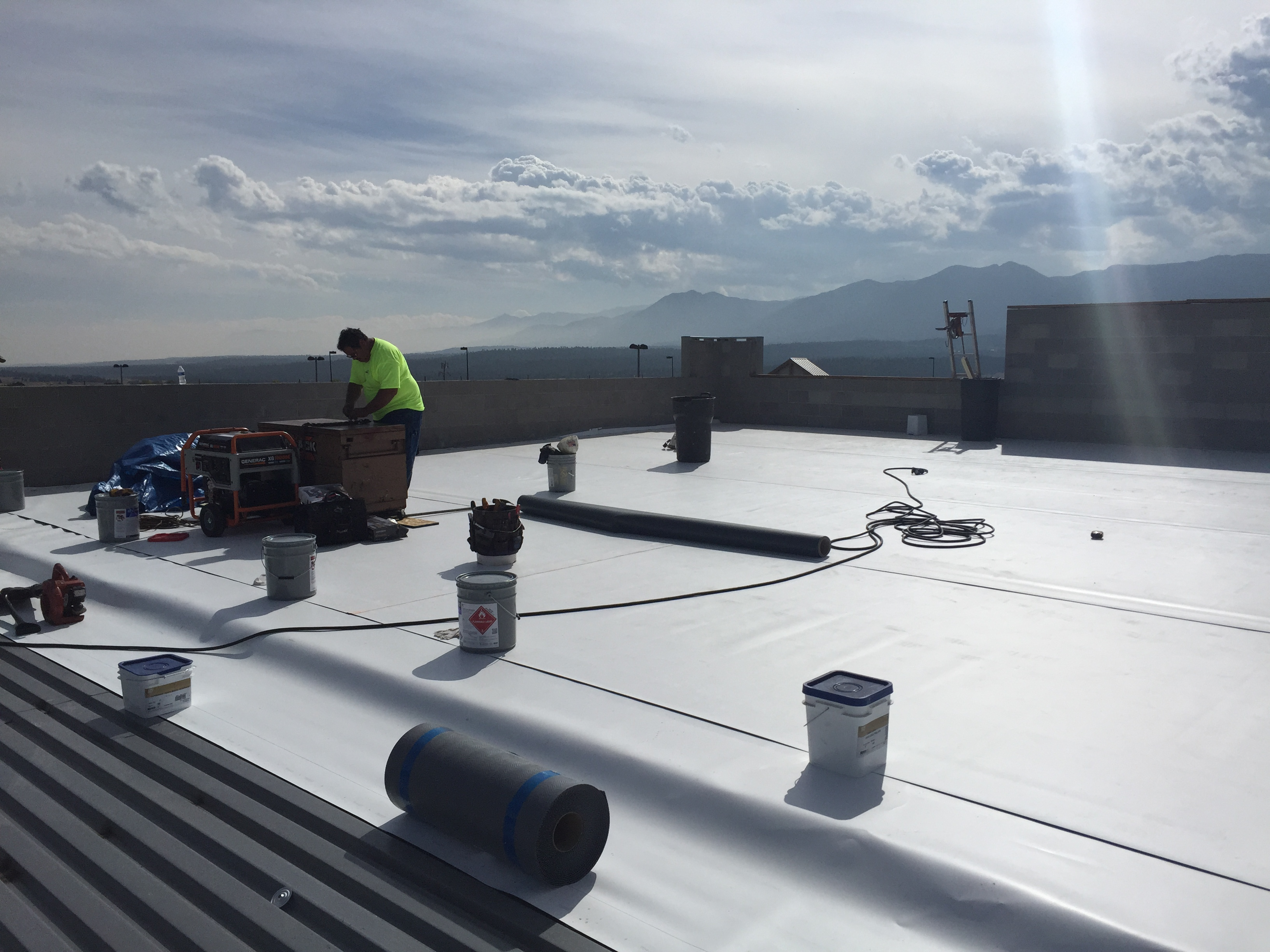 Reliable Roofing Photo Of Always Reliable Roofing