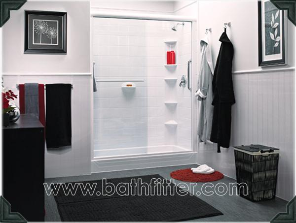 Showers - Bath Fitter