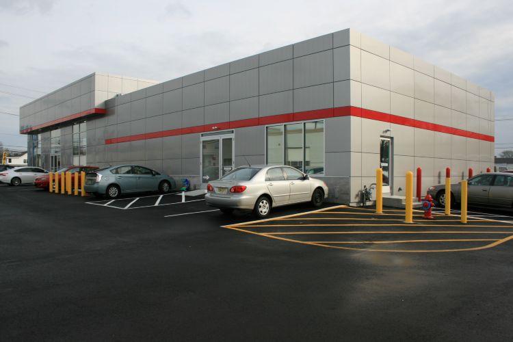 Fairfield Metal LLC Lakewood Toyota