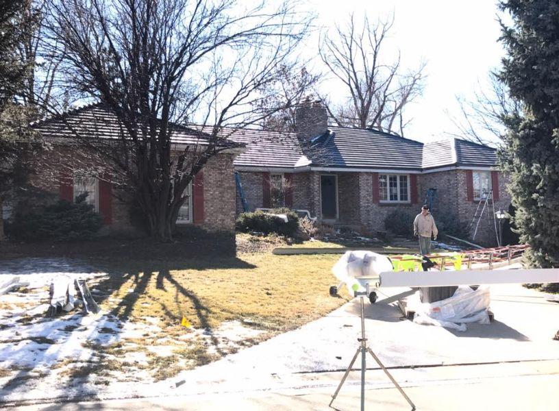 ... Recent Projects   Peak To Peak Roofing U0026 Exteriors LLC