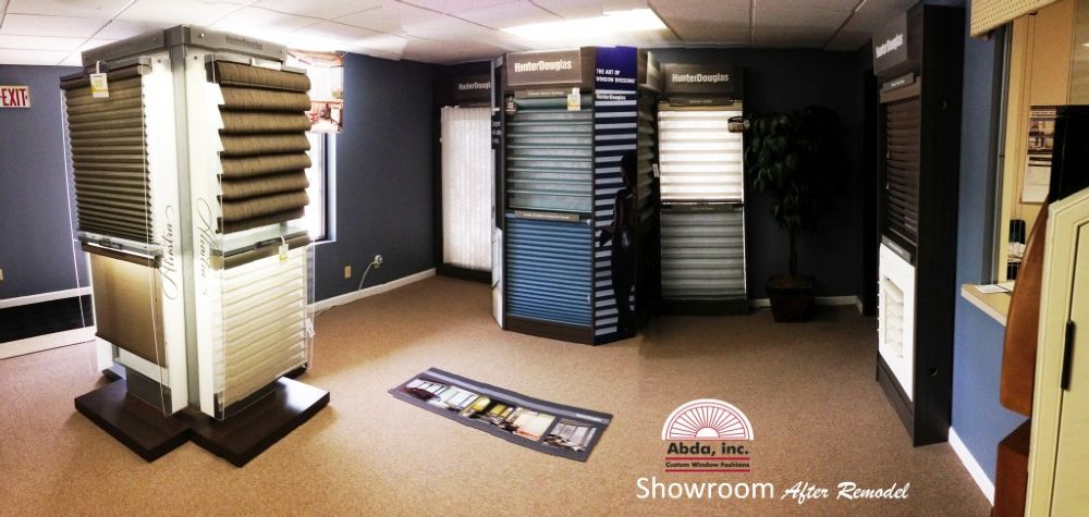 Bring your clients to our showroom