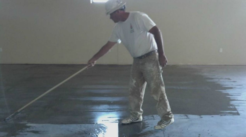 Epoxy Applications  - Listol Painting & Environmental