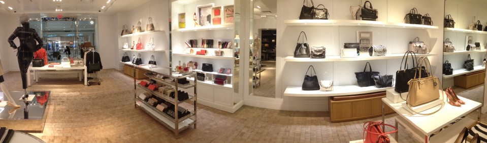 COACH store at Pentagon Center