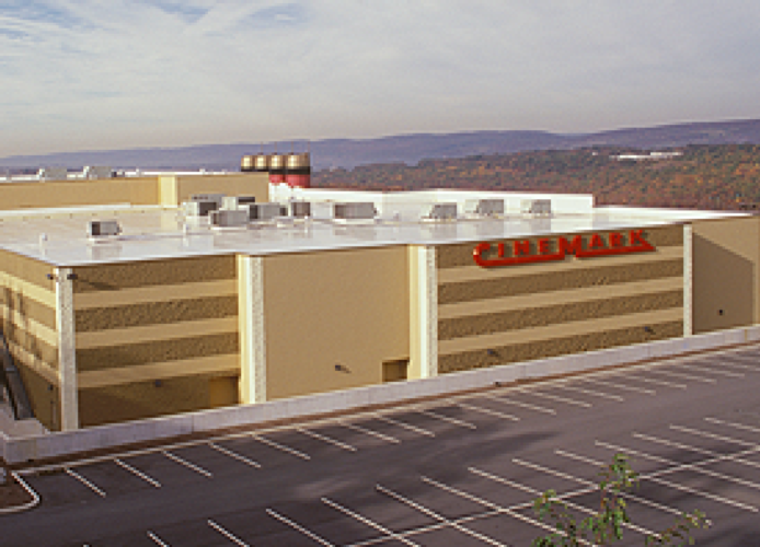 Cinemark Theater Photo 1 Dunmore Roofing Supply Co Inc