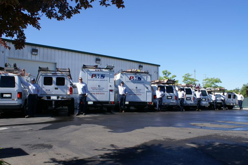 Pacific Mechanical Services Inc Licenses Insurance
