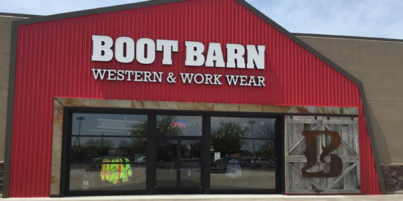 Action Retail Construction Services Llc Boot Barn Image