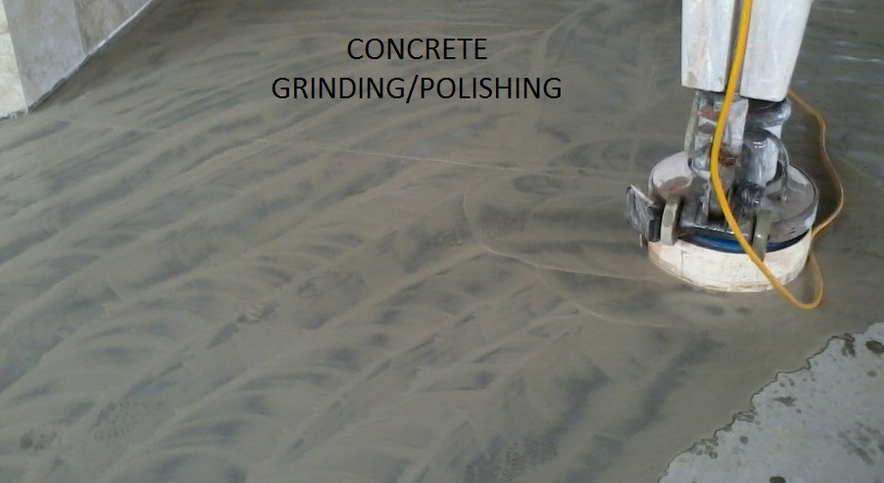 Marble Grinding Amp Polishing Inc Concrete Grinding