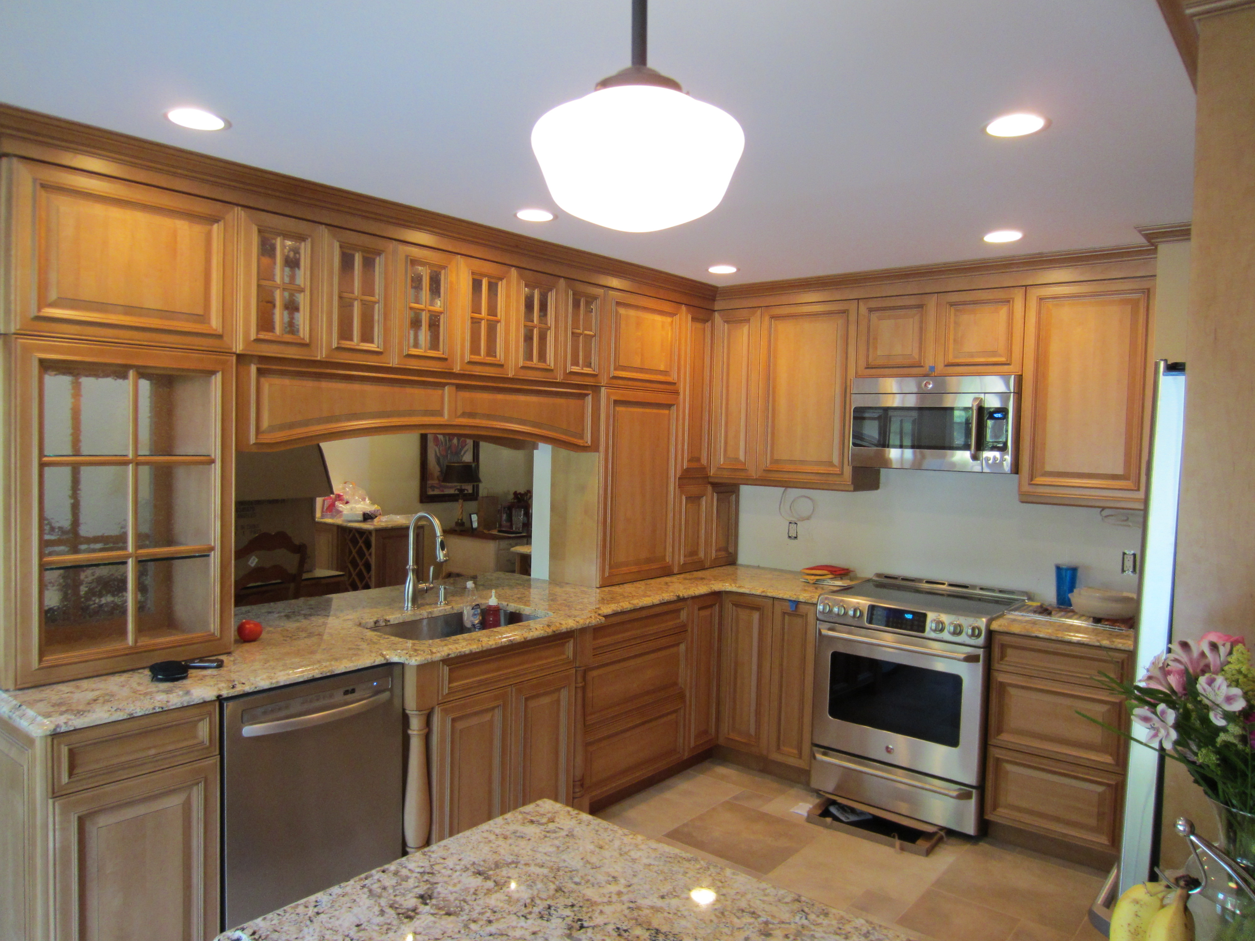 Kitchen After Renovation- WOW!