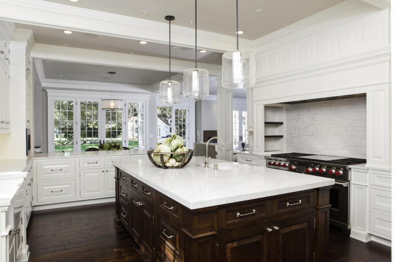 Residential- Kitchen  - R.J. Riggs & Associates Building Co.