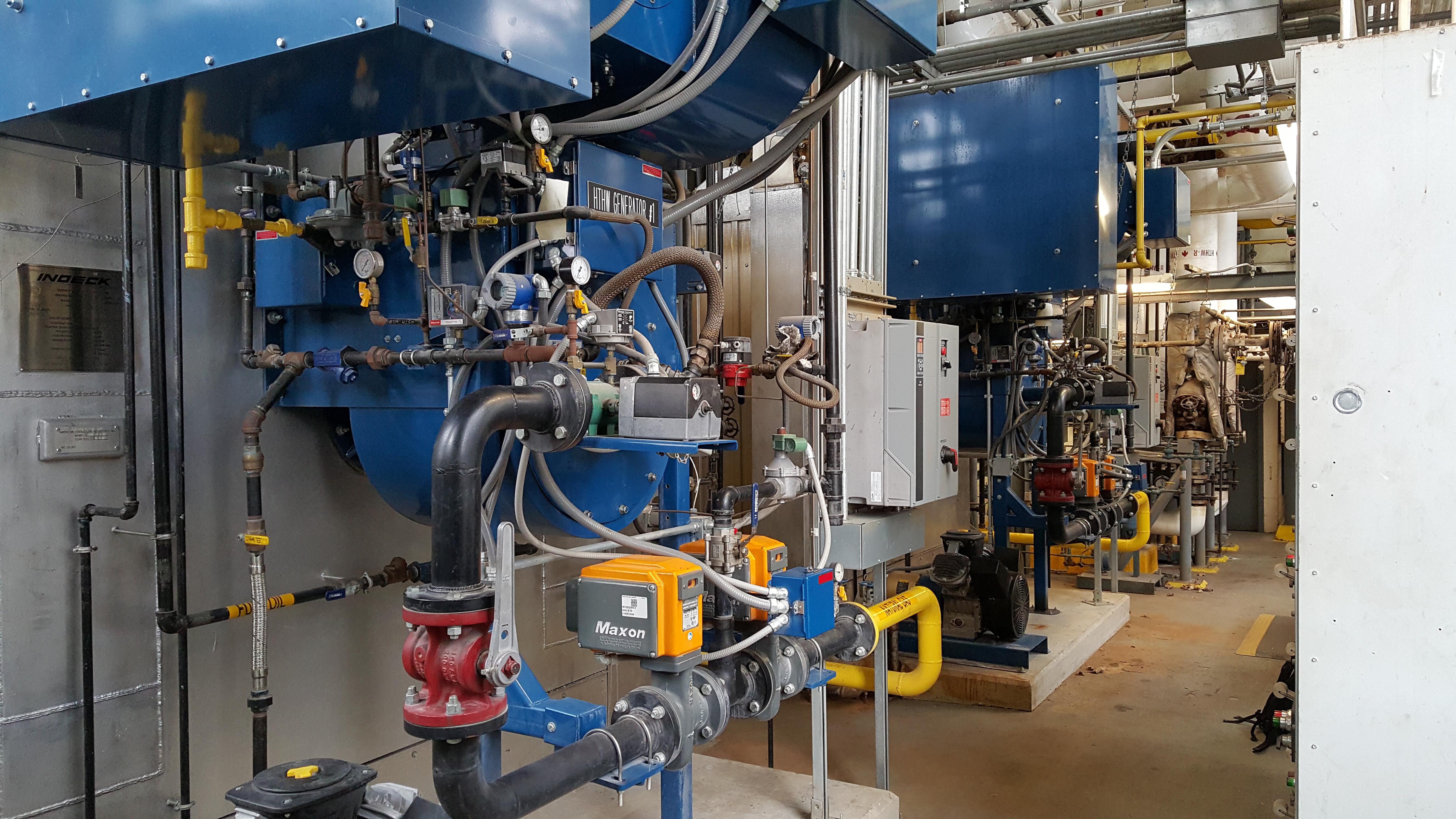MAC Inspection & Welding Agency, LLC - Electric Boiler Internal ...