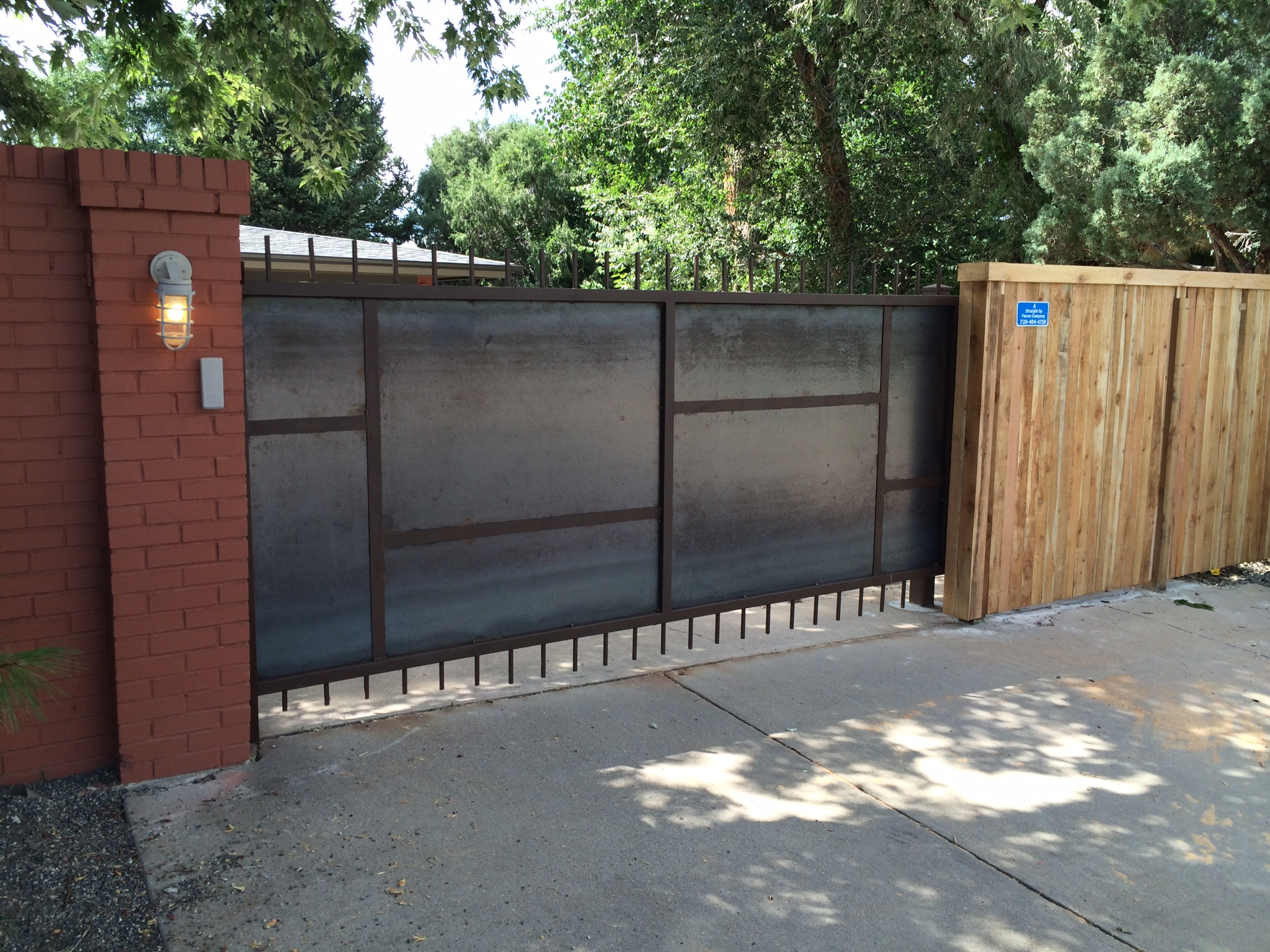 A Straight Up Fence Company Denver Colorado Proview