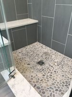 Bathroom Remodle  - DBS Contractors LLC