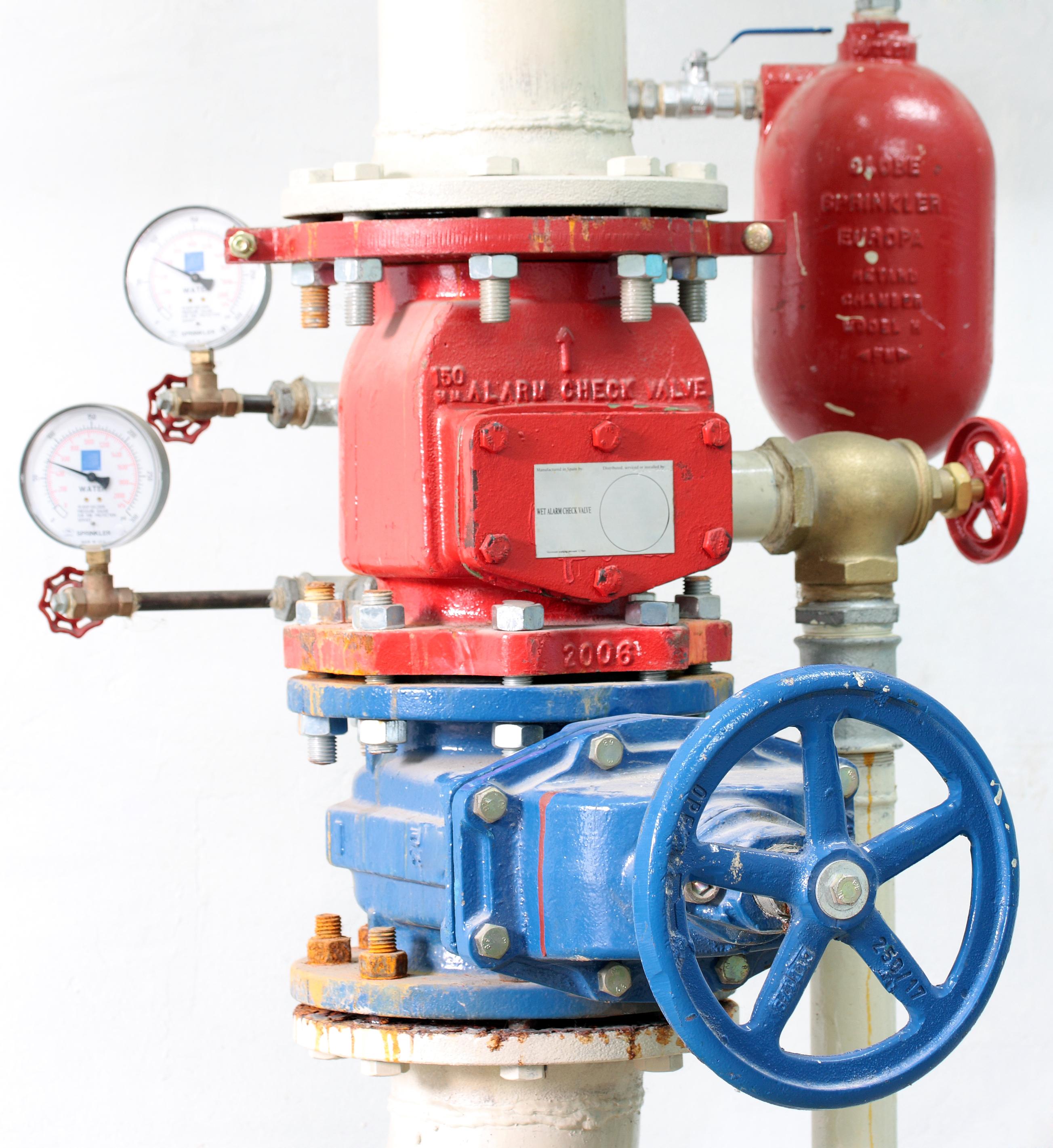 fire sprinkler system installation pdf