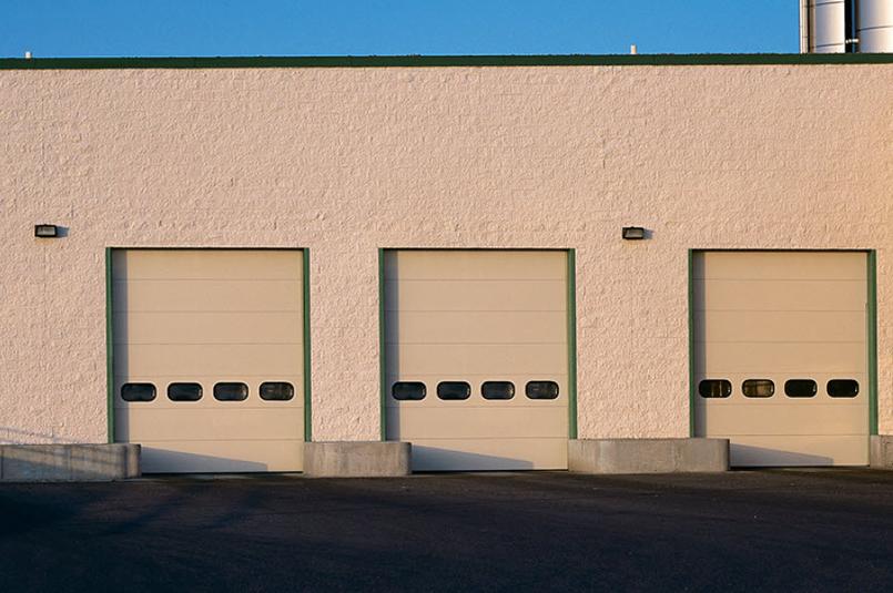 Overhead door co thermacore commercial doors image for Overhead garage door okc
