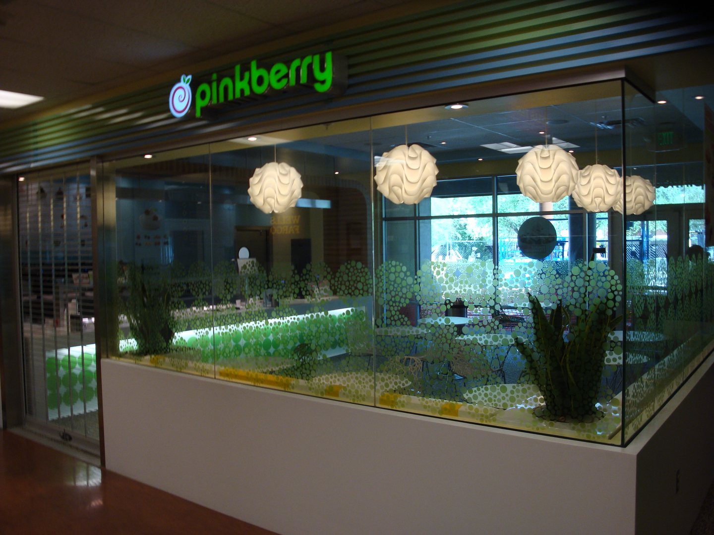 Pink Berry Student Union - Day Break Electric, Inc.