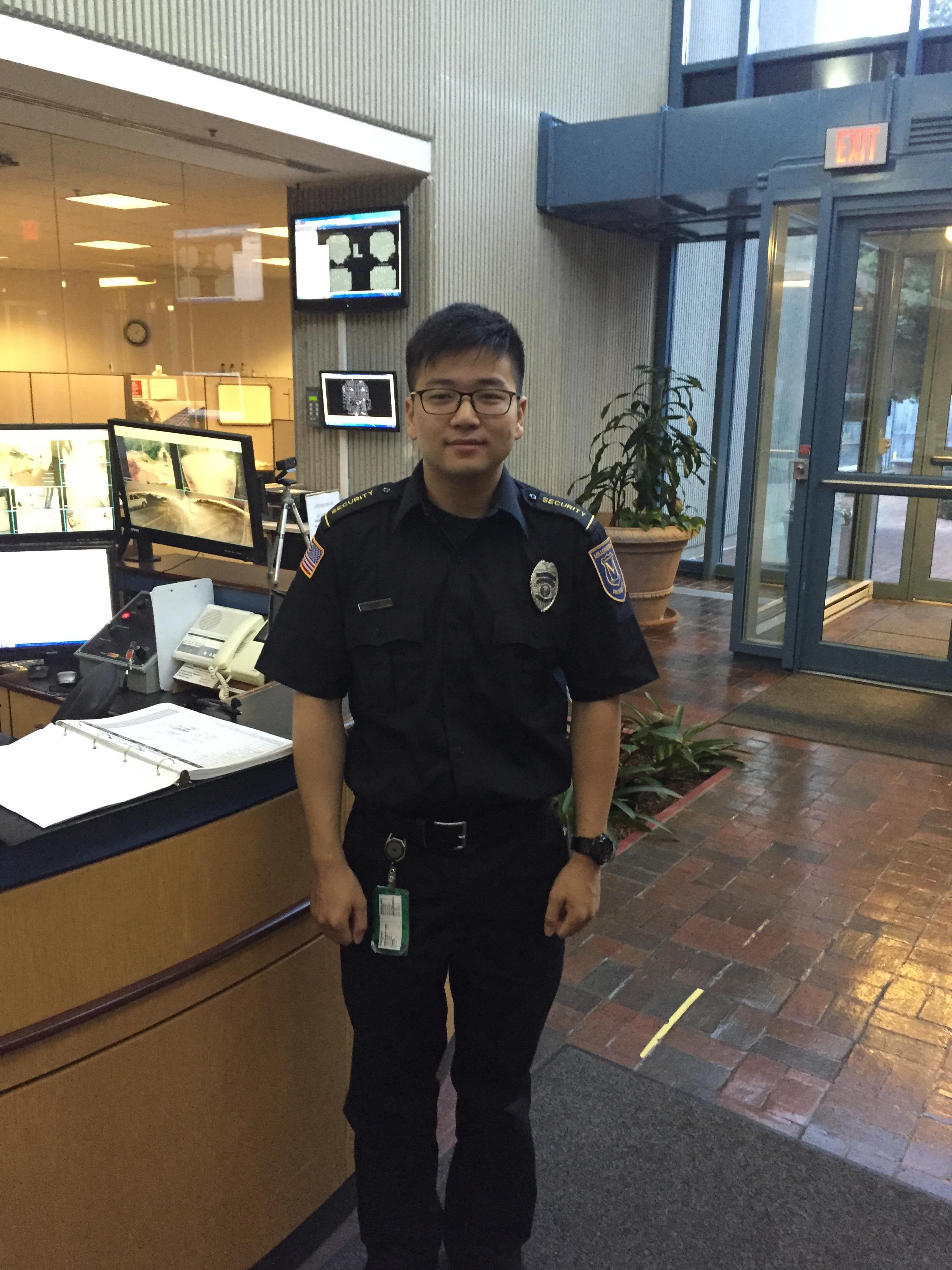 Millennium Security Services Data Center Image Proview