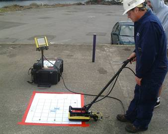 GPR - International Inspection