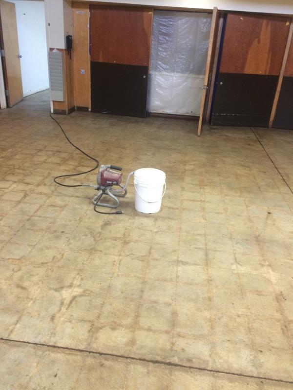 American Eagle Environmental Inc Floor Tile Removal Images Proview