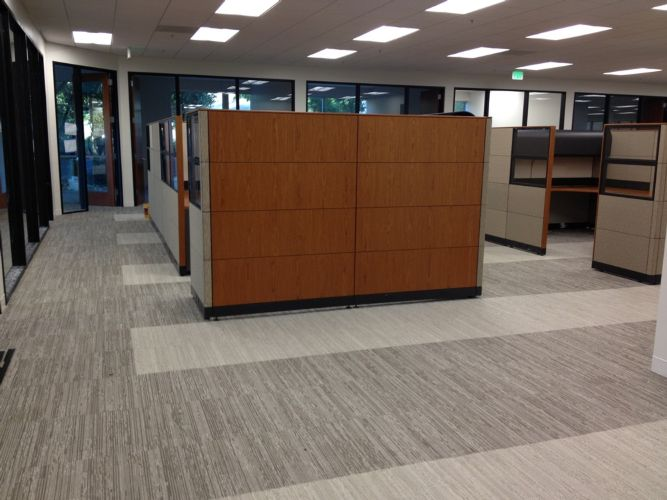 Shea Homes Headquarters Photo 1 - SCS Flooring Systems