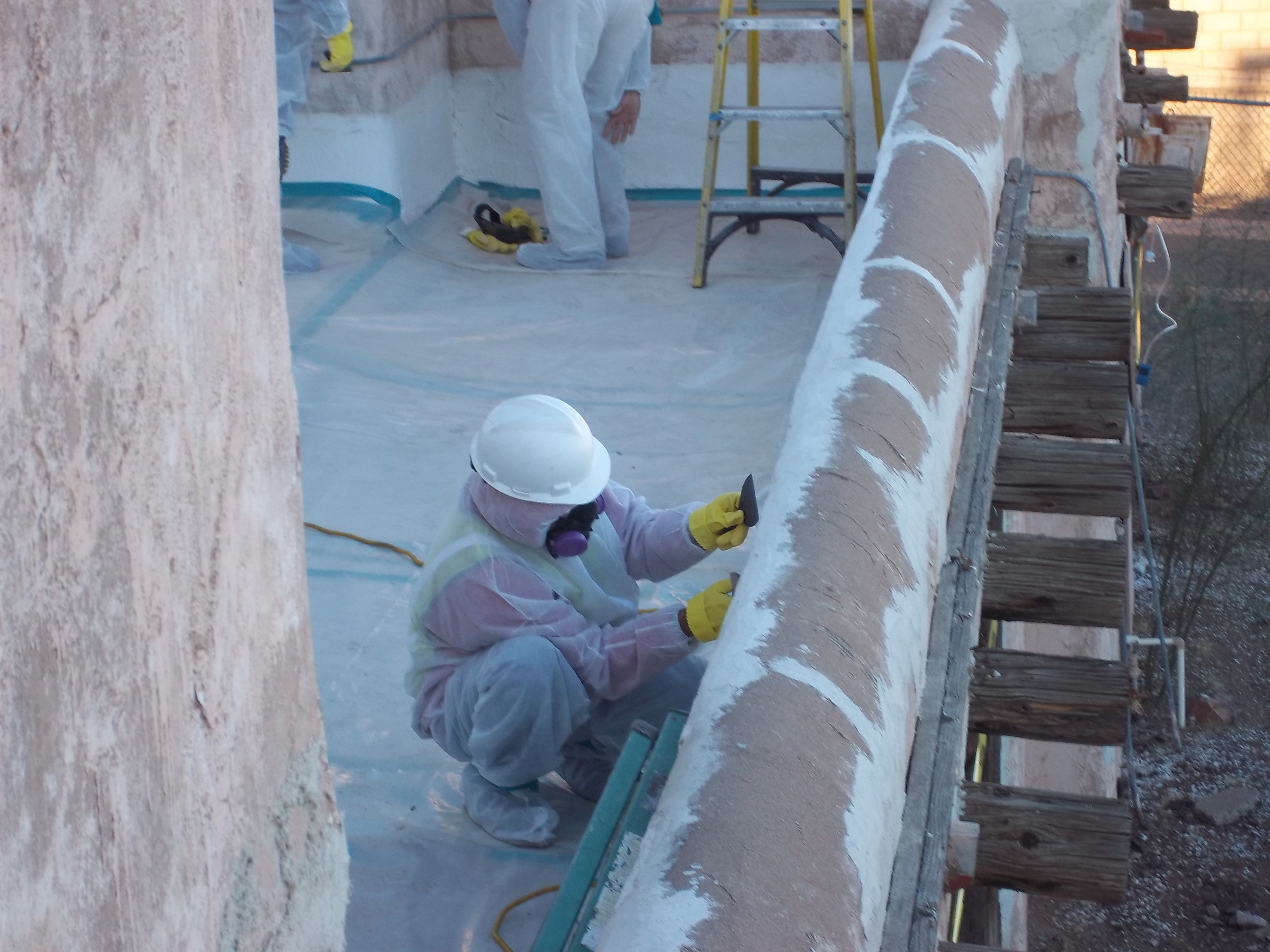 Lead Containing Paint Removal Project Management - Hutzel & Associates, Inc.