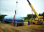 Commercial Project - Mt. Hood Piping & Welding, Inc.