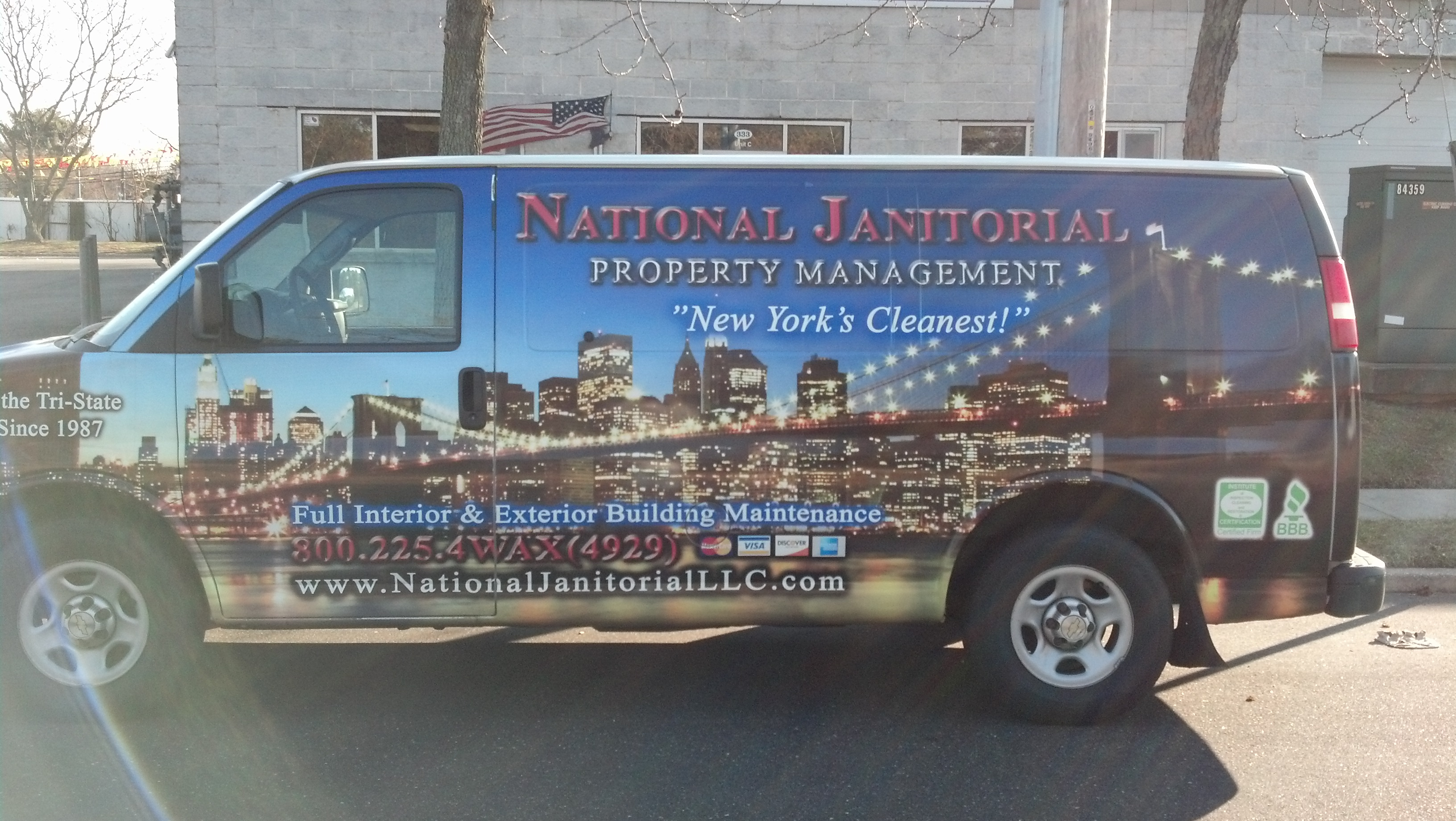 National Janitorial Bay Shore New York Proview