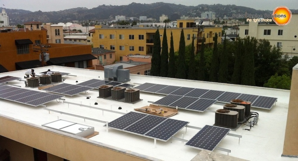 Recent Project - Solar Choice Solutions, Inc.