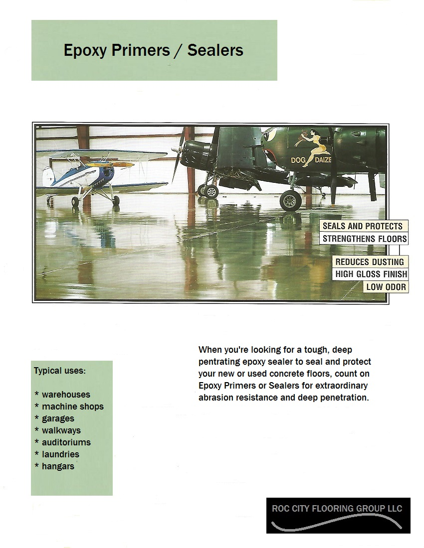 Epoxy Primers / Sealers