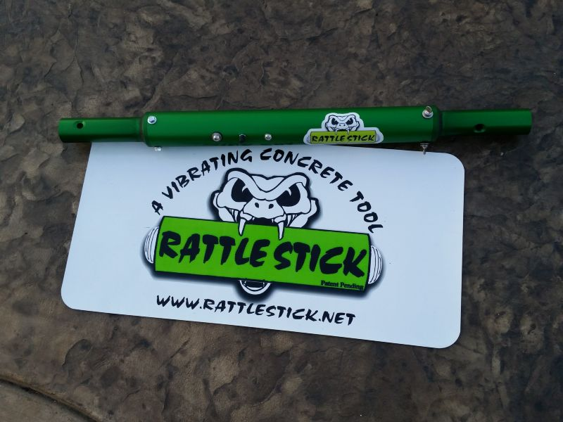 New Color - Rattle Stick