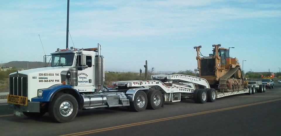 Towing & Transport Services  - Statewide Towing & Transport LLC
