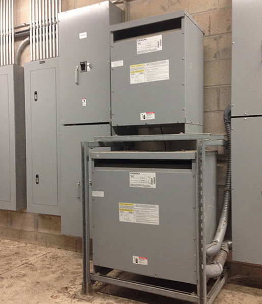 Electrical Power Services Llc Stacked Transformers
