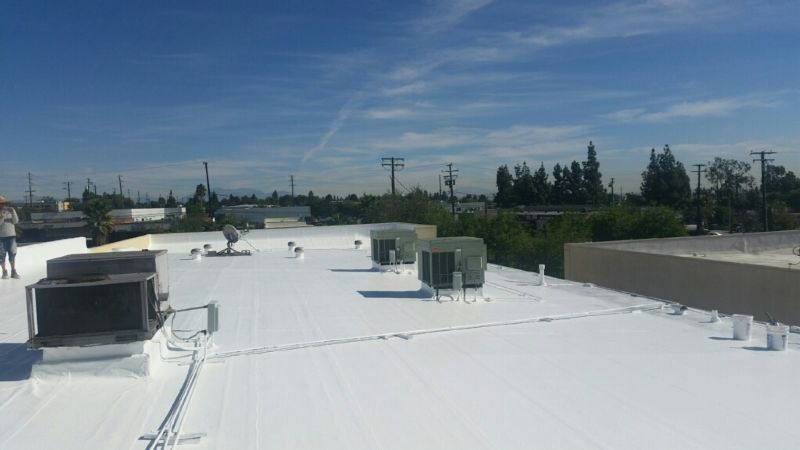 Sherwin Williams Photo 3 - Competition Roofing