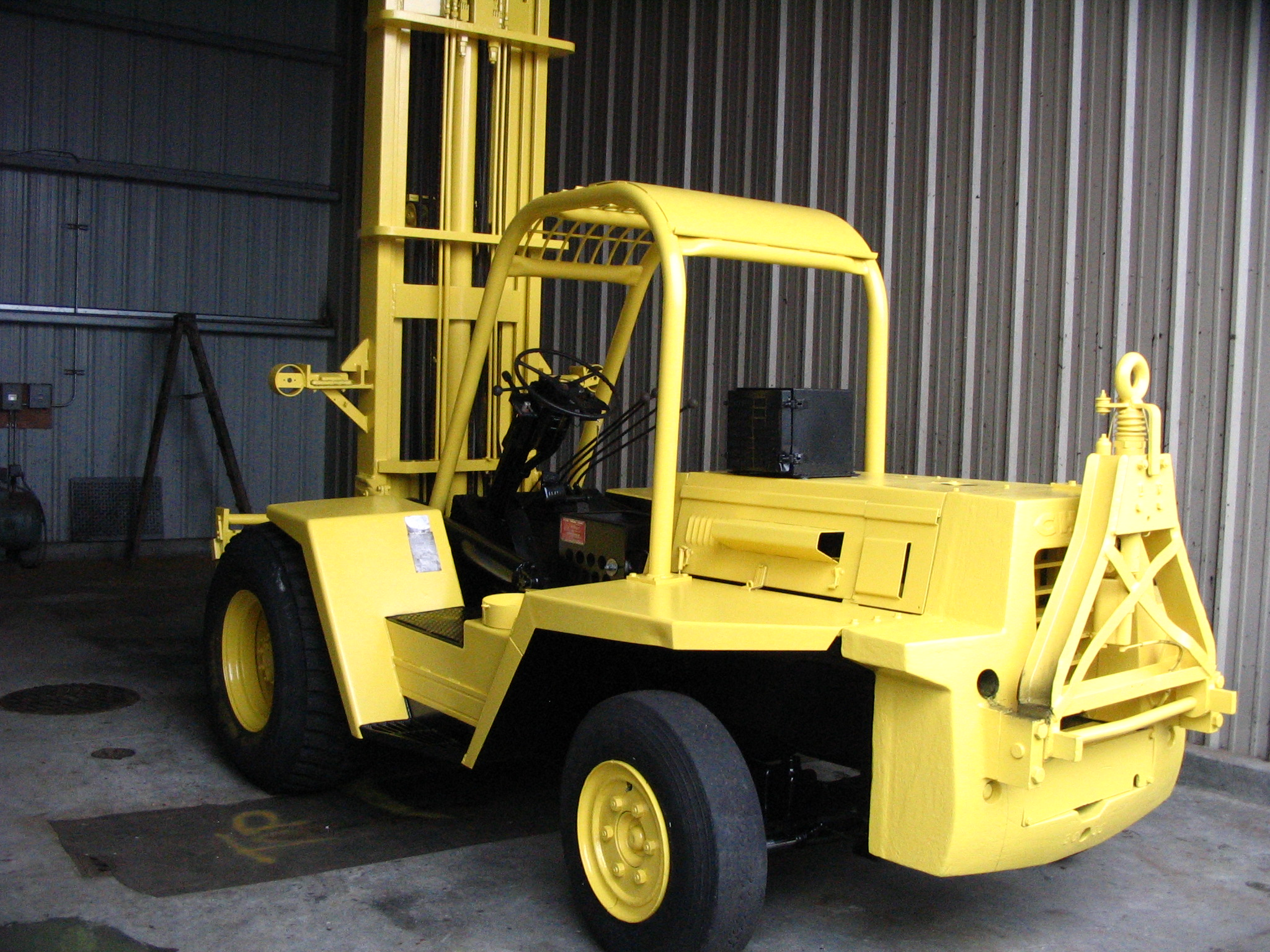 Heavy Equipment Painting : Remington services llc video image gallery proview