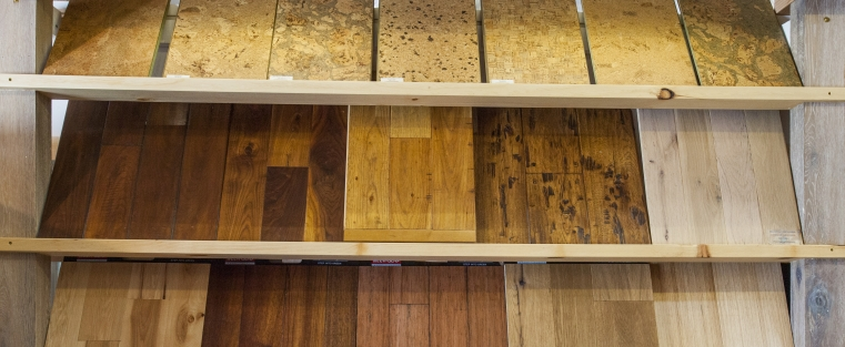 Showroom - Samaya's Eco-Flooring