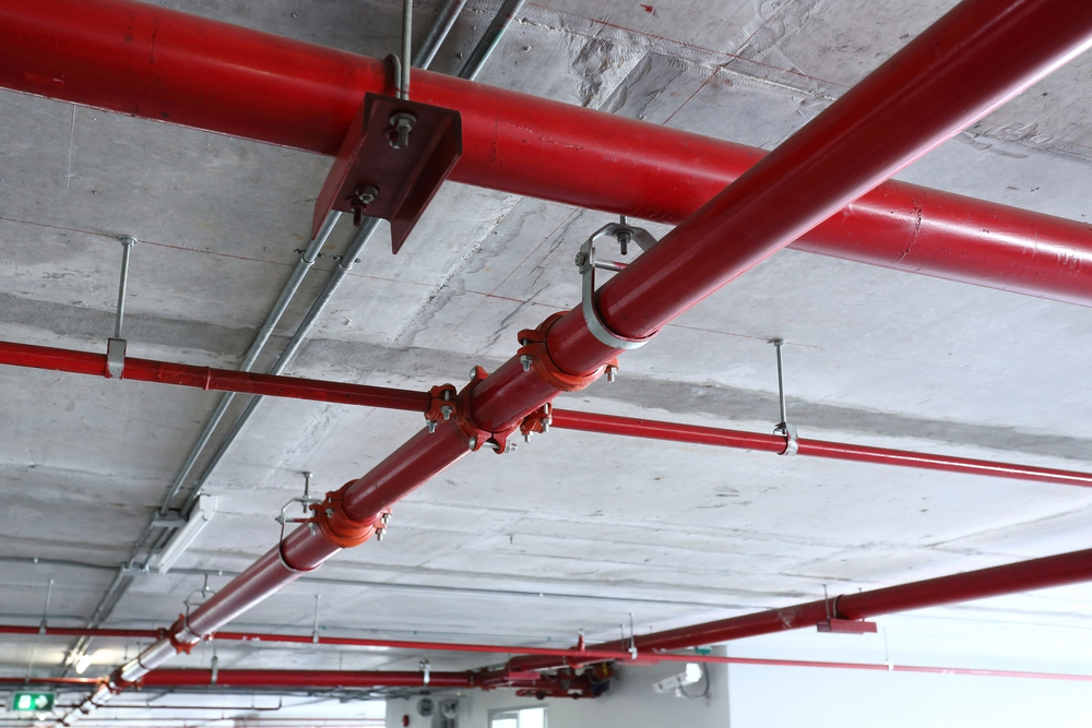 Fire Sprinkler Systems : Fire control solutions design and protection bohemia
