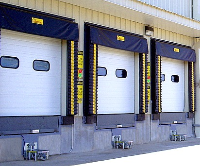 Loading Dock Leveler Dock Seal Dock Bumper Dock Shelters Concrete Truck Wells & Michigan Commercial Door Group L.L.C. - Loading Dock Leveler Dock ...