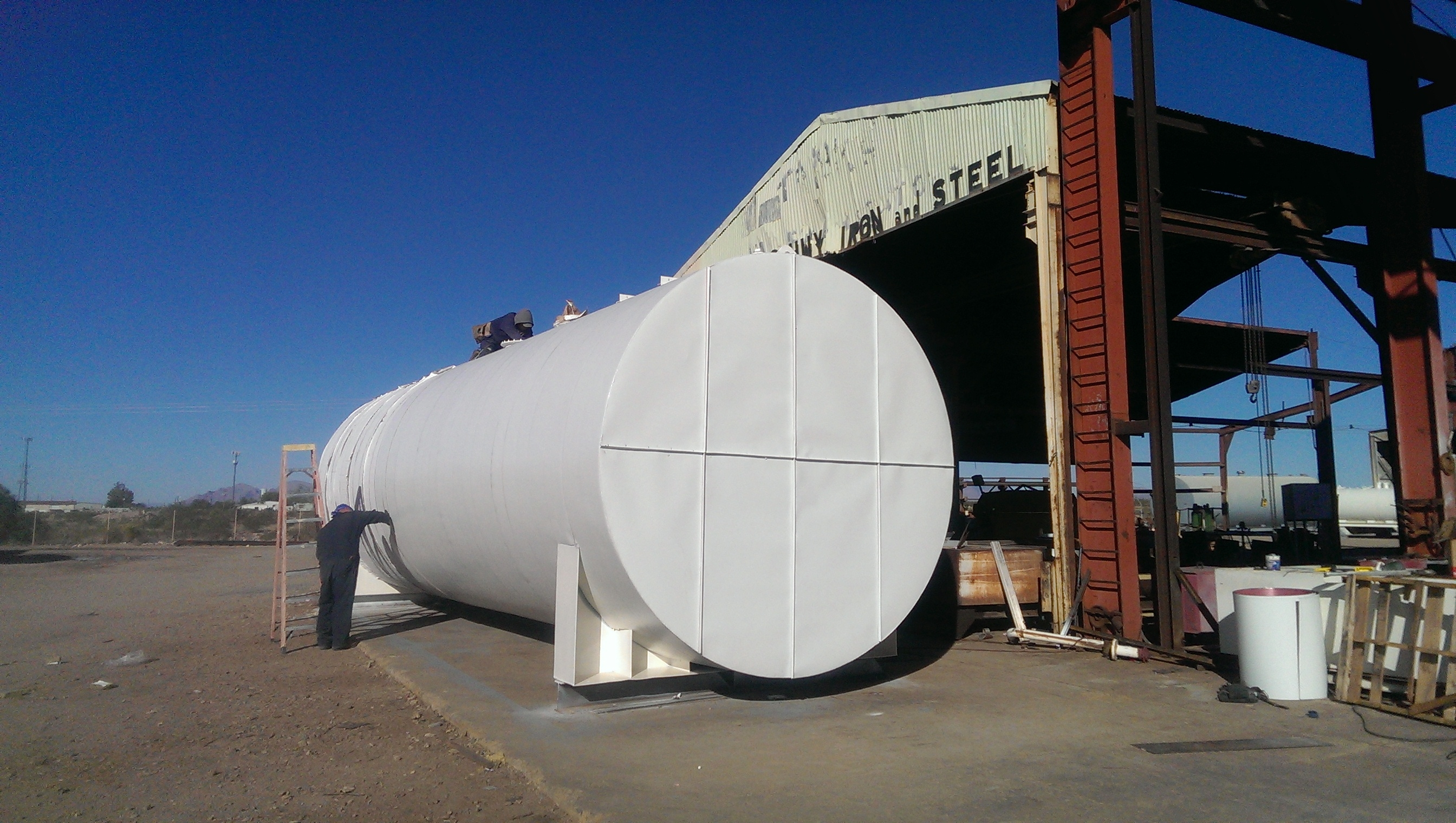 Fuel Tanks - Service Insulation Systems, Inc.