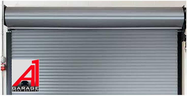 Rolling Steel Garage - A-1 Commercial Docks and Doors