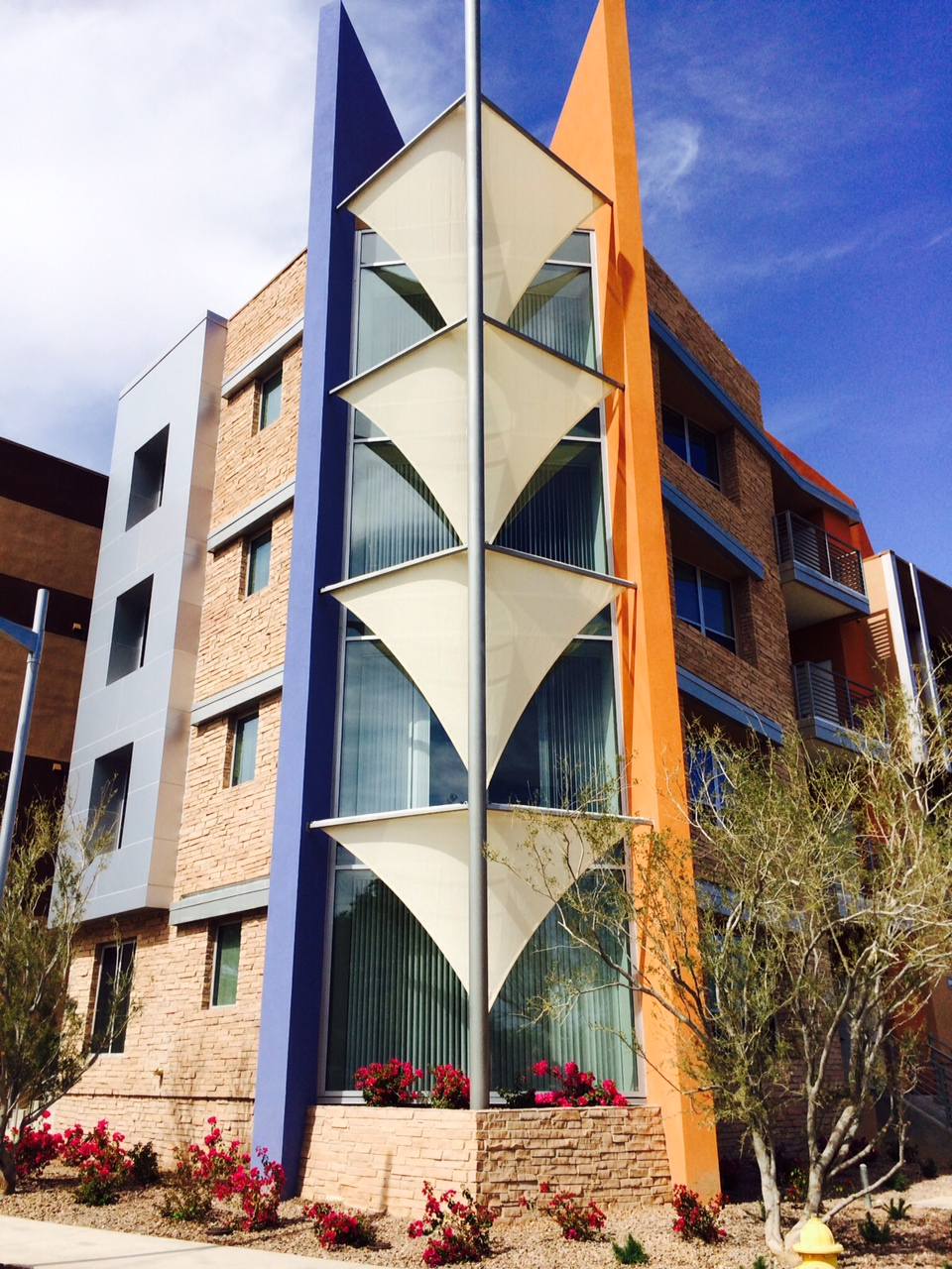 Sky Song Apartments - AZ Shade Design & Consulting LLC