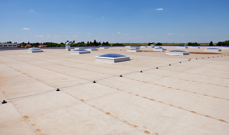 Commercial Roofing  - Elite Roofing