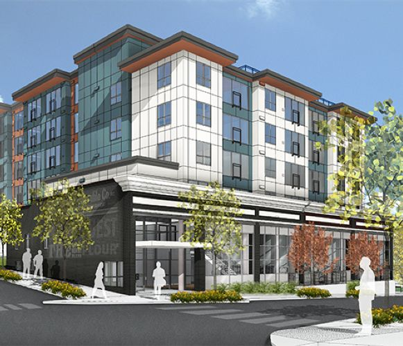 The Heights Apartments: The Mercantile Apartments By In Bothell, WA