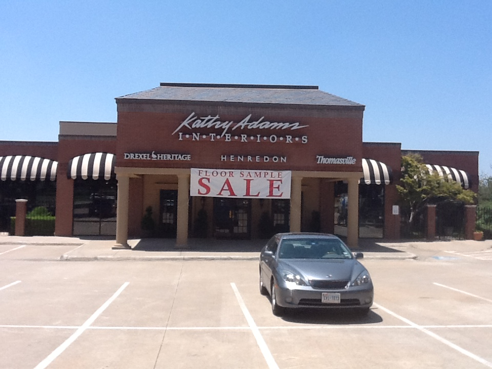 Ordinaire PLANO COMMERCIAL AWNING KATHY ADAMS FURNITURE NEW AGE CANVAS AND AWNING