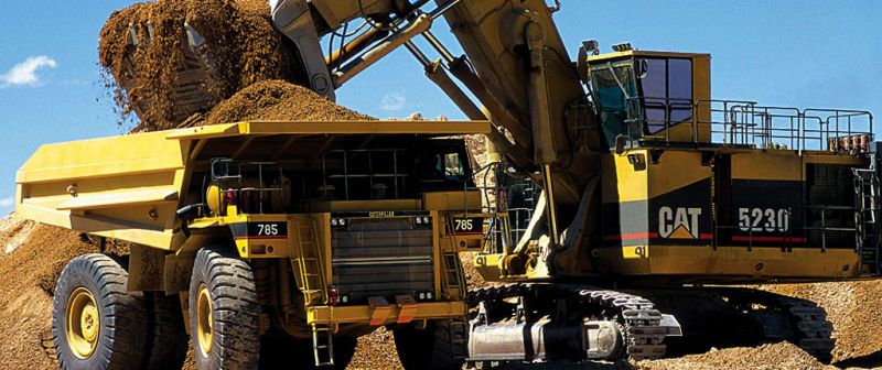 Equipment Rentals/Trucking - Southern Pacific Dirt